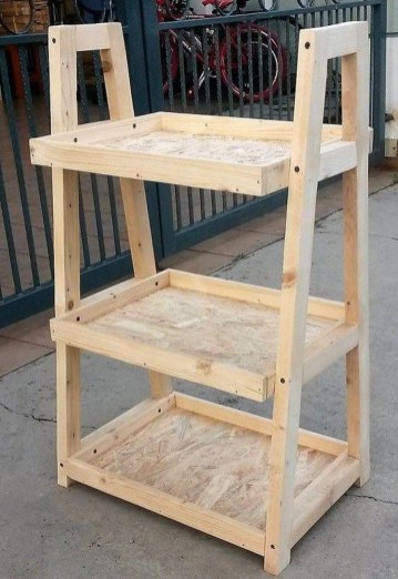 Casual Diy Pallet Furniture Ideas You Can Build By Yourself 53