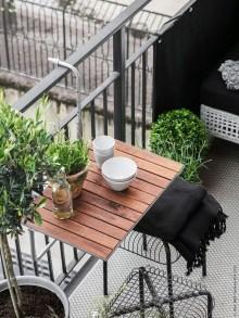 Casual Small Balcony Design Ideas For Spring This Season 01