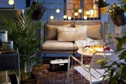 Casual Small Balcony Design Ideas For Spring This Season 28