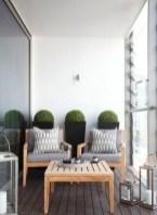 Casual Small Balcony Design Ideas For Spring This Season 37