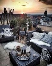 Casual Small Balcony Design Ideas For Spring This Season 44