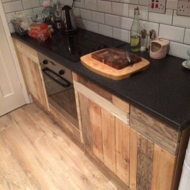 Chic Diy Projects Pallet Kitchen Design Ideas To Try 03