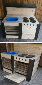 Chic Diy Projects Pallet Kitchen Design Ideas To Try 23