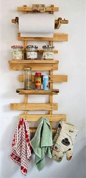 Chic Diy Projects Pallet Kitchen Design Ideas To Try 25