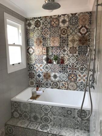 Chic Farmhouse Bathroom Desgn Ideas With Shower 13