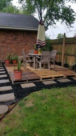 Classy Backyard Makeovers Ideas On A Budget To Try 07
