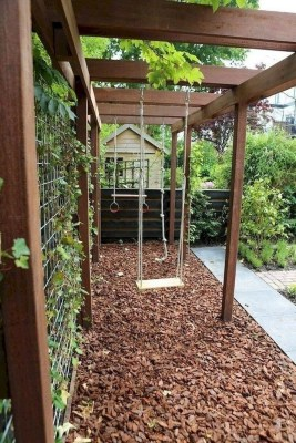 Classy Backyard Makeovers Ideas On A Budget To Try 39