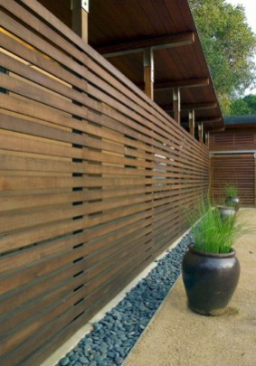 Dreamy Bamboo Fence Ideas For Small Houses To Try 42
