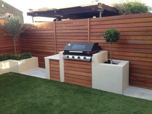 Elegant Backyard Patio Design Ideas For Your Garden 25