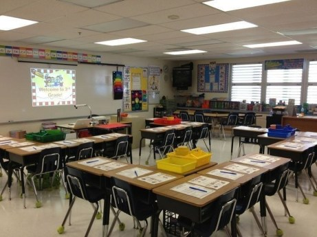 Elegant Classroom Design Ideas For Back To School 08