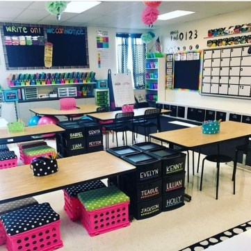 Elegant Classroom Design Ideas For Back To School 15