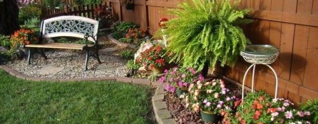 Gorgeous Backyard Landscaping Ideas For Your Dream House 38