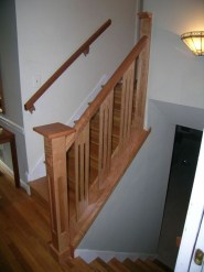 Gorgeous Wooden Staircase Design Ideas For Branching Out 14