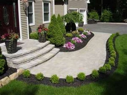 Hottest Backyard And Front Yard Landscaping Design Ideas For Your Dream House 07