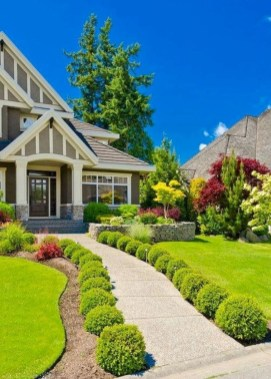 Hottest Backyard And Front Yard Landscaping Design Ideas For Your Dream House 18