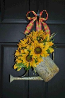 Hottest Summer Wreath Design And Remodel Ideas 15