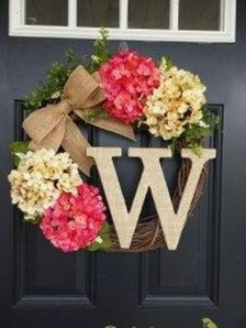 Hottest Summer Wreath Design And Remodel Ideas 22