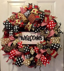 Hottest Summer Wreath Design And Remodel Ideas 36