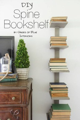 Latest Diy Bookshelf Design Ideas For Room 41