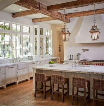 Latest Farmhouse Kitchen Décor Ideas On A Budget 07