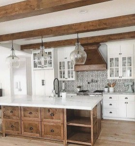 Latest Farmhouse Kitchen Décor Ideas On A Budget 19