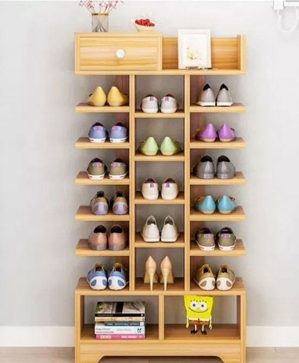 Latest Shoes Rack Design Ideas To Try 03