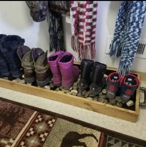 Latest Shoes Rack Design Ideas To Try 06