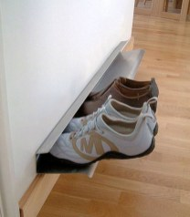 Latest Shoes Rack Design Ideas To Try 46