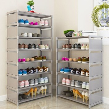 Latest Shoes Rack Design Ideas To Try 51