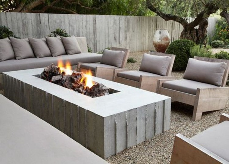 Newest Backyard Fire Pit Design Ideas That Looks Great 07