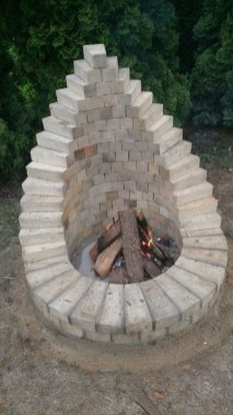 Newest Backyard Fire Pit Design Ideas That Looks Great 20