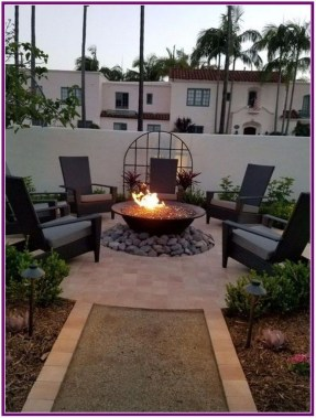 Newest Backyard Fire Pit Design Ideas That Looks Great 21