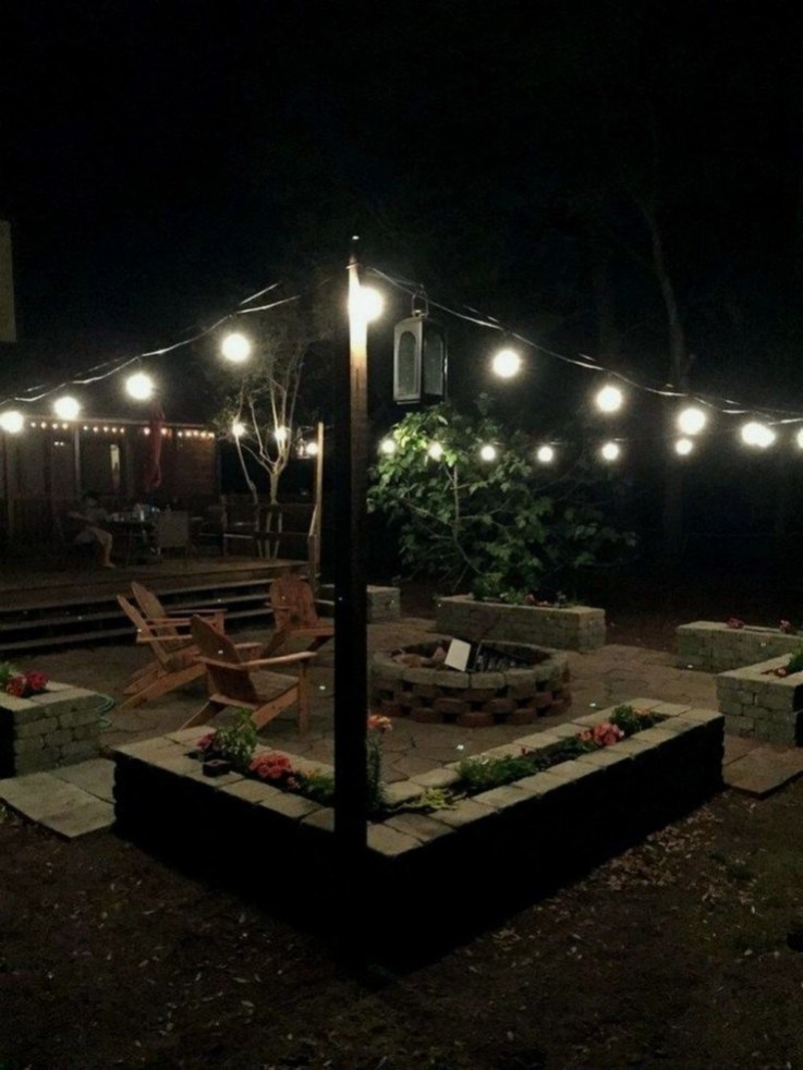 Newest Backyard Fire Pit Design Ideas That Looks Great 26