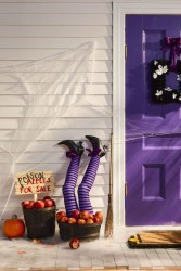 Newest Diy Outdoor Halloween Decor Ideas That Very Scary 12