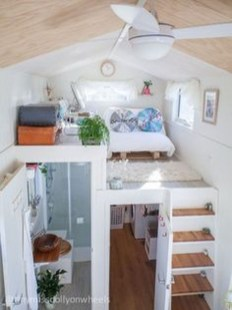 Rustic Tiny House Interior Design Ideas You Must Have 20