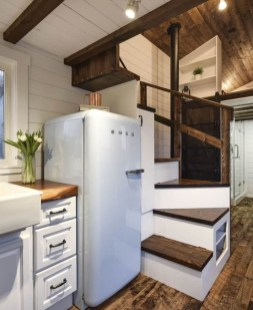 Rustic Tiny House Interior Design Ideas You Must Have 22