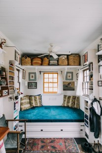 Rustic Tiny House Interior Design Ideas You Must Have 23