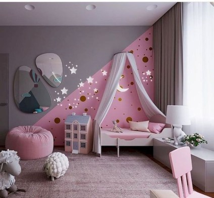 Vintage Girls Bedroom Ideas For Small Rooms To Try 08