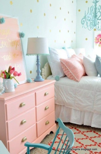 Vintage Girls Bedroom Ideas For Small Rooms To Try 28