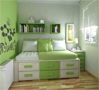 Vintage Girls Bedroom Ideas For Small Rooms To Try 55