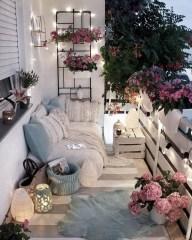Amazing Balcony Design Ideas On A Budget 11