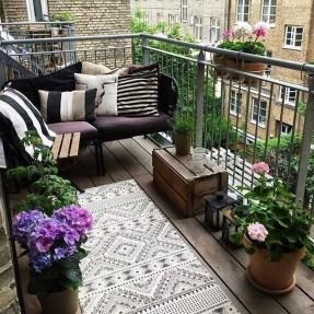 Amazing Balcony Design Ideas On A Budget 27