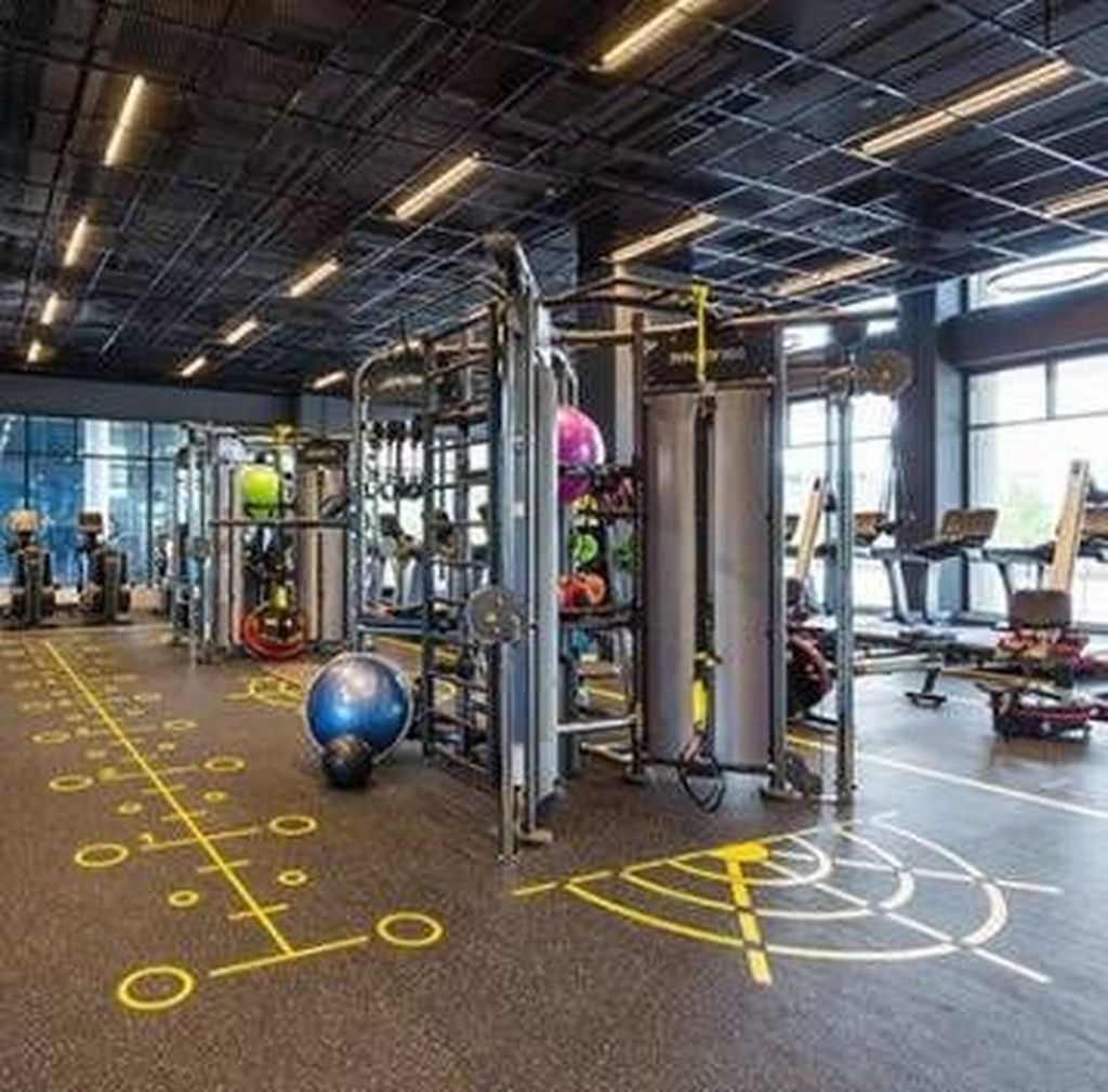 Astonishing Home Gym Room Design Ideas For Your Family 02