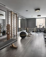 Astonishing Home Gym Room Design Ideas For Your Family 16