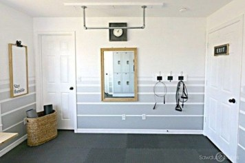 Astonishing Home Gym Room Design Ideas For Your Family 17