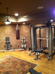 Astonishing Home Gym Room Design Ideas For Your Family 51