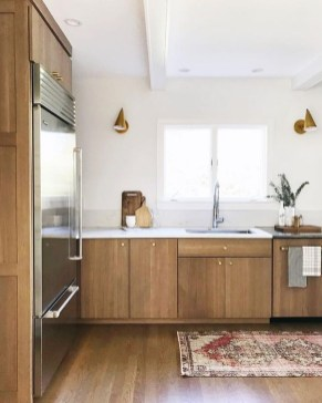 Awesome Wooden Kitchen Design Ideas You Must Have 25