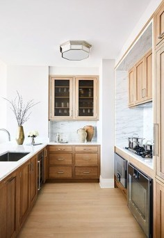 Awesome Wooden Kitchen Design Ideas You Must Have 35