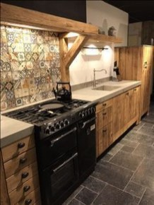 Awesome Wooden Kitchen Design Ideas You Must Have 48