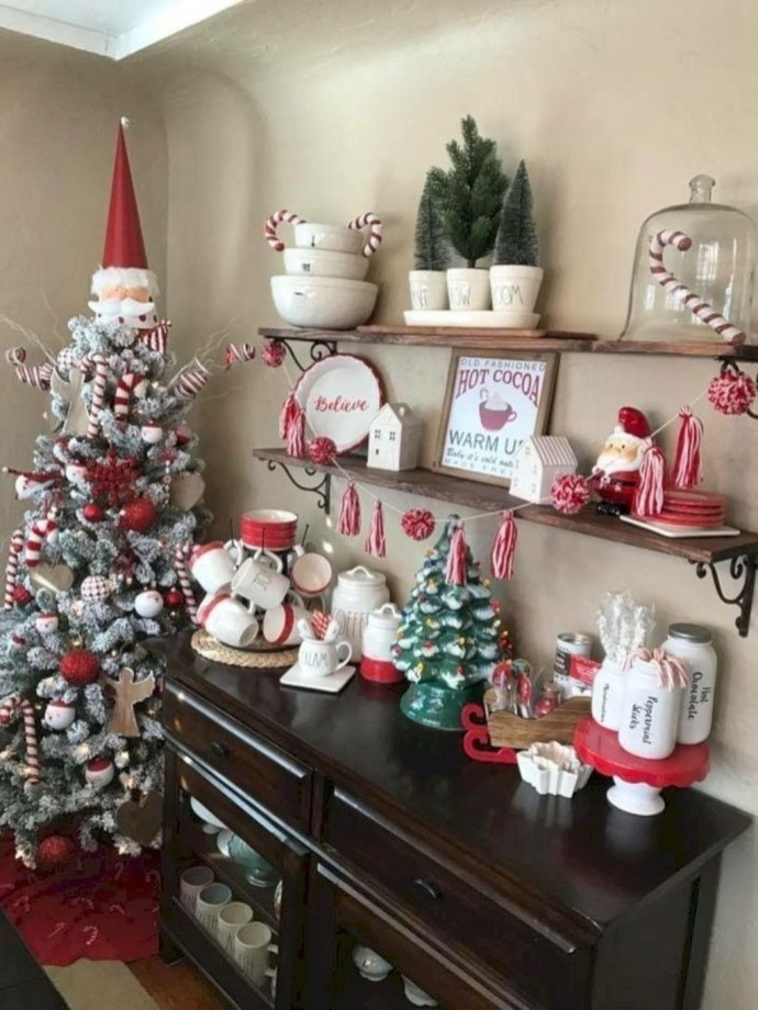 Best Christmas Home Decor Ideas To Try Asap 33
